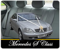 Mercedes S Class graphic